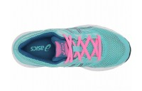 BLACK FRIDAY SALE ASICS Kids Gel-Contend 5 (Big Kid) Ice Mint/Deep Sapphire