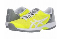 SALE ASICS Gel-Court Speed Safety Yellow/White