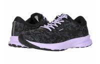 Sales - Brooks Launch 6 Ebony/Black/Purple Rose