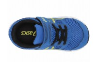 BLACK FRIDAY SALE ASICS Kids Gel-Contend TS (Toddler) Illusion Blue/Lemon