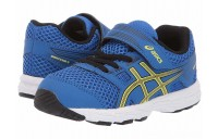 Sales - ASICS Kids Gel-Contend TS (Toddler) Illusion Blue/Lemon