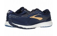 Sales - Brooks Ghost 12 Navy/Deep Water/Gold