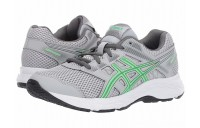 Sales - ASICS Kids Gel-Contend 5 GS (Big Kid) Mid Grey/New Leaf