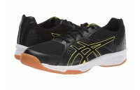 Sales - ASICS Gel-Upcourt 3 Black/Sour Yuzu