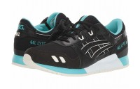 SALE ASICS Tiger Gel-Lyte III Black/Black