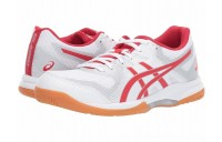 SALE ASICS GEL-Rocket® 9 White/Classic Red