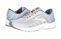 Sales - Brooks Ravenna 10 White/Grey/Wild Aster