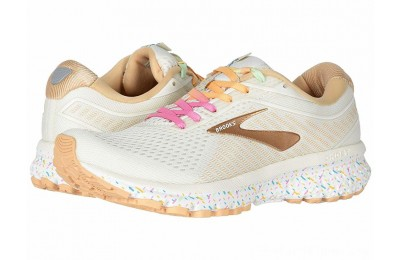 BLACK FRIDAY SALE Brooks Ghost 12 Vanilla Sprinkles/White