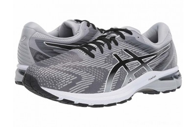 SALE ASICS GT-2000 8 Piedmont Grey/Black