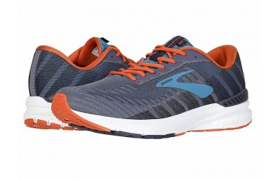 BLACK FRIDAY SALE Brooks Ravenna 10 Ebony/Navy/Mandarin
