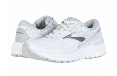 BLACK FRIDAY SALE Brooks Adrenaline GTS 19 White/White/Grey