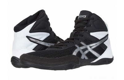 BLACK FRIDAY SALE ASICS Matflex 6 Black/Silver