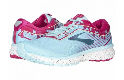 Sales - Brooks Zappos 20th x Ghost 12 Turquoise/Beetroot/White