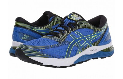 SALE ASICS GEL-Nimbus® 21 Illusion Blue/Black