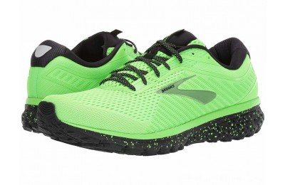 Sales - Brooks Ghost 12 Green Gecko/Black