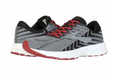 BLACK FRIDAY SALE Brooks Launch 6 Ebony/Black/Cherry