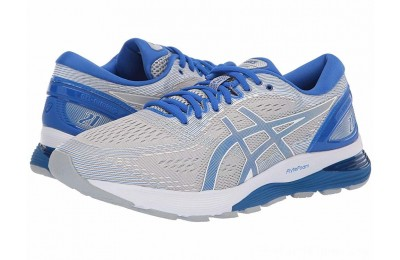 SALE ASICS GEL-Nimbus® 21 Lite-Show Mid Grey/Illusion