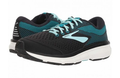 SALE Brooks Dyad 10 Black/Island/Capri