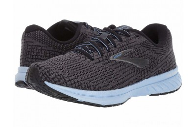 Sales - Brooks Revel 3 Ebony/Black/Bel Air