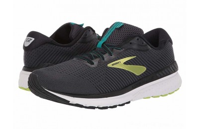Sales - Brooks Adrenaline GTS 20 Black/Lime/Blue Grass