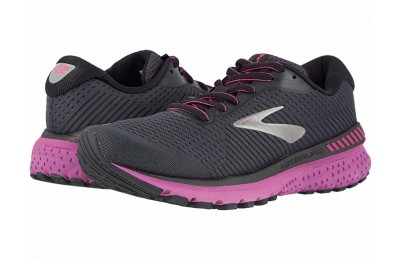 SALE Brooks Adrenaline GTS 20 Ebony/Black/Hollyhock