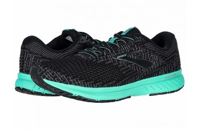 SALE Brooks Revel 3 Black/Blackened Pearl/Arcadia