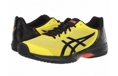 SALE ASICS Gel-Court Speed Sour Yuzu/Black