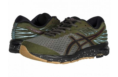 SALE ASICS GEL-Cumulus® 21 Olive Canvas/Black