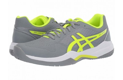 BLACK FRIDAY SALE ASICS Gel-Game 7 Stone Grey/Safety Yellow