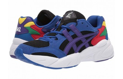 SALE ASICS Tiger Gel-Bnd Black/Gentry Purple