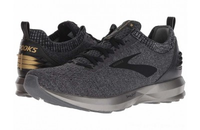 Sales - Brooks Levitate 2 Black/Grey/Gold