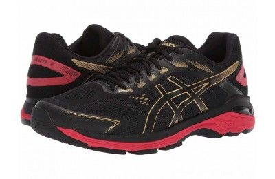 BLACK FRIDAY SALE ASICS GT-2000® 7 Black/Rich Gold