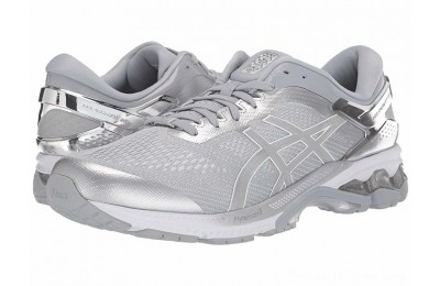 SALE ASICS GEL-Kayano® 26 Peidmont Grey/Silver