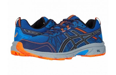 BLACK FRIDAY SALE ASICS GEL-Venture® 7 Electric Blue/Sheet Rock