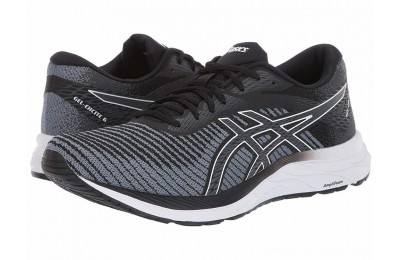 SALE ASICS GEL-Excite® 6 Black/White 2