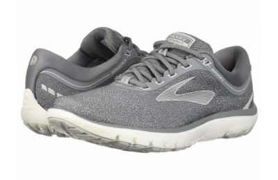 Sales - Brooks PureFlow 7 Grey/Microchip/White