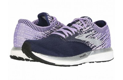 SALE Brooks Ricochet Purple/Lilac/Navy
