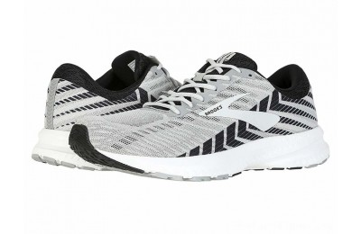 SALE Brooks Launch 6 Alloy/Black/Grey
