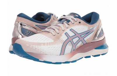 BLACK FRIDAY SALE ASICS GEL-Nimbus® 21 White/Vilolet Blush