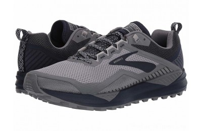 SALE Brooks Cascadia 14 Grey/Navy