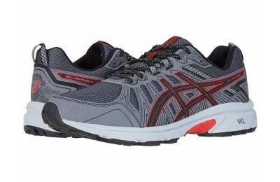 SALE ASICS GEL-Venture® 7 Black/Classic Red