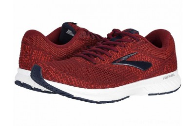 BLACK FRIDAY SALE Brooks Revel 3 Red/Biking Red/Peacoat