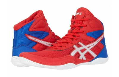 BLACK FRIDAY SALE ASICS Matflex 6 Classic Red/White