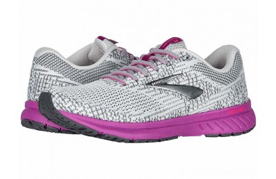 SALE Brooks Revel 3 Grey/Primer/Hollyhock