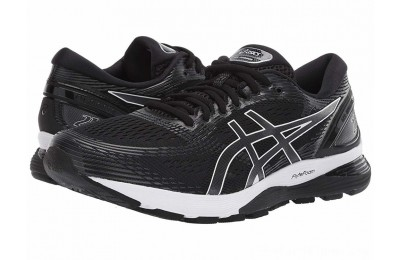 SALE ASICS GEL-Nimbus® 21 Black/Dark Grey