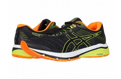BLACK FRIDAY SALE ASICS GT-1000 8 Black/Safety Yellow