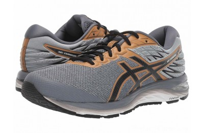SALE ASICS GEL-Cumulus® 21 Stone Grey/Performance Black