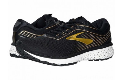 Sales - Brooks Zappos 20th x Ghost 12 Black/Gold