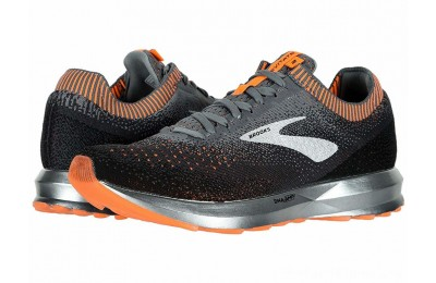 BLACK FRIDAY SALE Brooks Levitate 2 Grey/Black/Orange