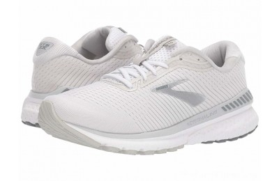Sales - Brooks Adrenaline GTS 20 White/Grey/Silver